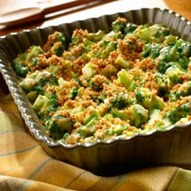cheddar broccoli casserole