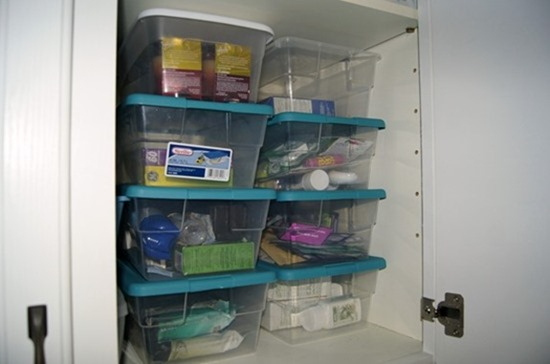 clear-shoeboxes-as-storage