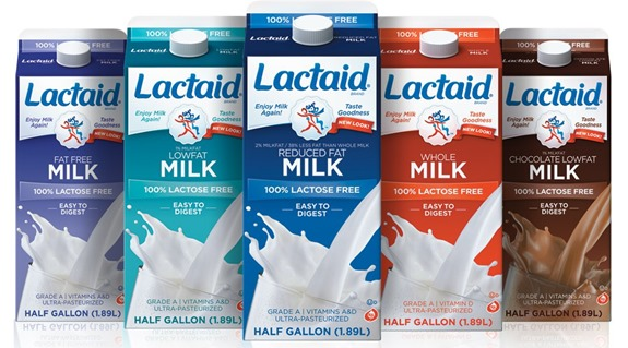 lactaid milks