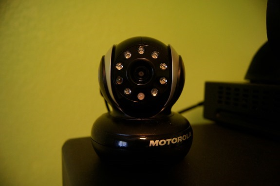 Motorola BLINK1 Wi-Fi Baby Monitor Review