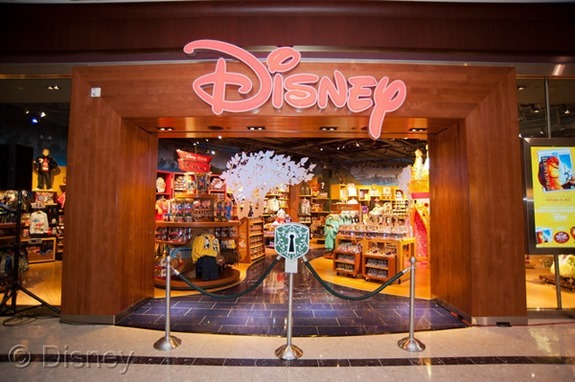 A New Disney Store is Coming to Vegas!