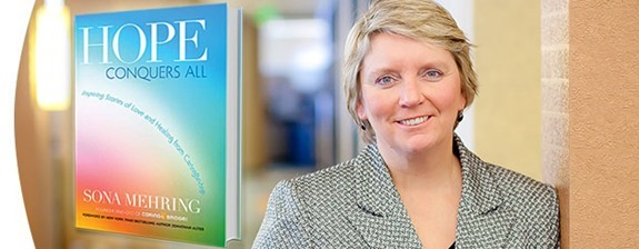 hope conquers all caringbridge book