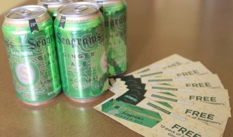 Seagram's Ginger Ale Is Better Than Ever! {Giveaway}