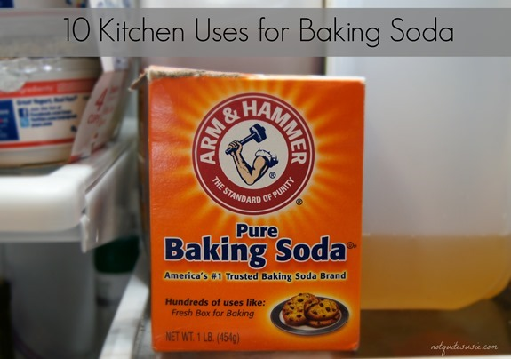 10 Kitchen Uses for Baking Soda