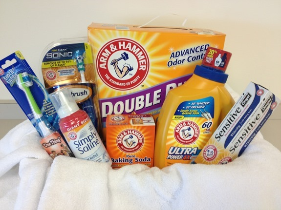 ARM & HAMMER Seasonal Savings Reader Giveaway