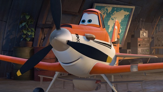 """PLANES"" (Pictured) DUSTY. ©2013 Disney Enterprises, Inc. All Rights Reserved."