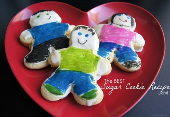 The Best Light Sugar Cookie Recipe