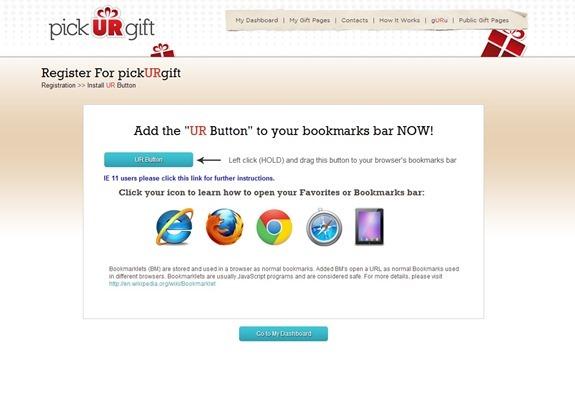 Install Bookmarklet