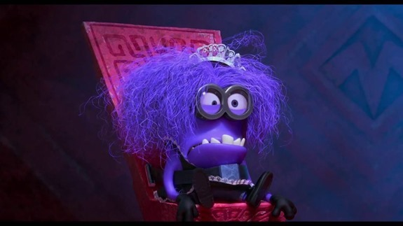 despicable me 2 purple minion screenshot
