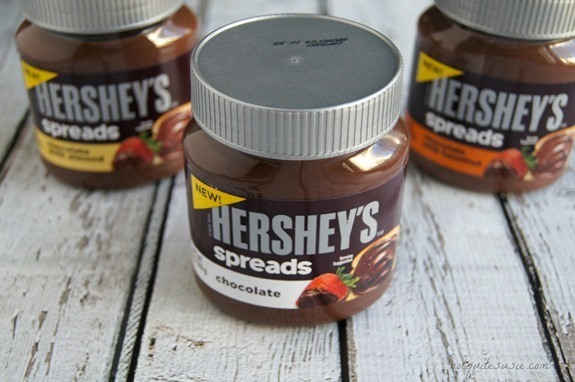 New Hershey's Spreads Make Everything More Delicious! #SpreadPossibilities