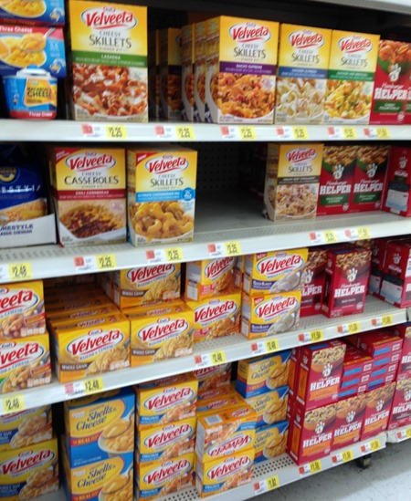 Velveeta Cheesy Skillets at Walmart #shop #CookinComfort