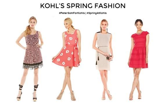 Kohl's Spring Fashion