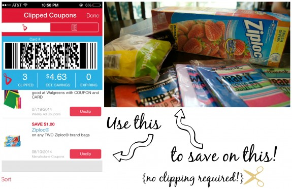 Use Walgreens Paperless Coupons to save on craft supplies! #WalgreensPaperless #CollectiveBias
