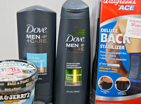 Dove Men + Care Gift
