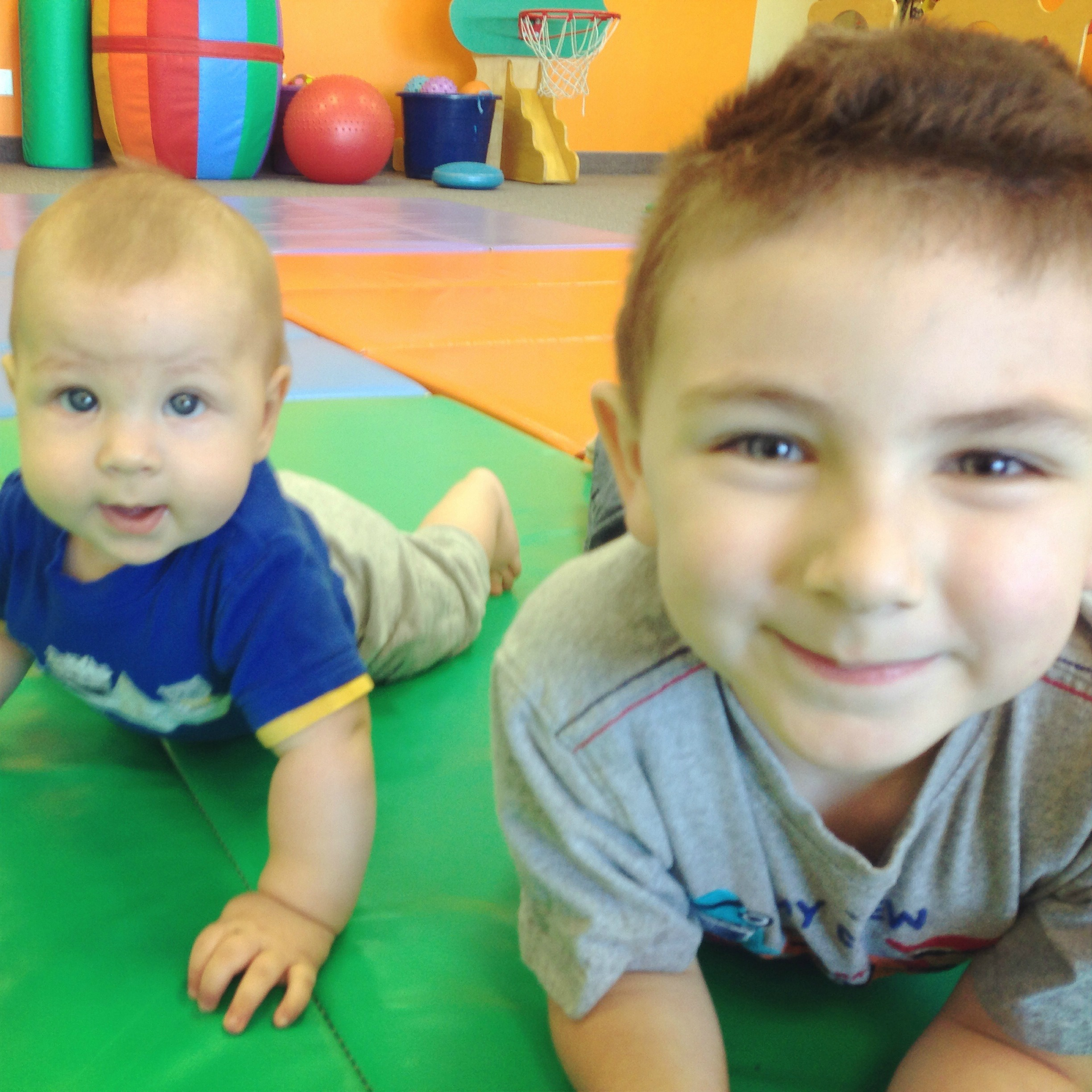 Find the Perfect Class for Your Family at Gymboree Play & Music!