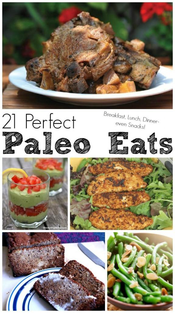 21 Perfect Paleo Eats