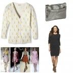 4 Hot Fall 2014 Trends Crazy Patterns, Metallics, 60's Fashions, and Sweater Dresses