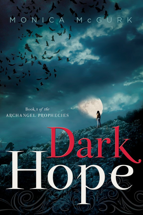 Dark Hope- Book One of the Archangel Prophecies - Book Cover