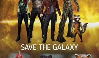 New Guardians of the Galaxy Toys Available at Walmart!