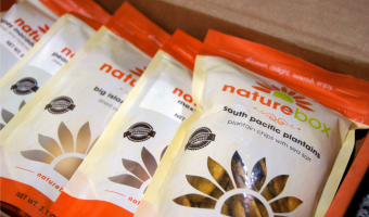 Make Back to School Snacking Healthier & Easier with NatureBox