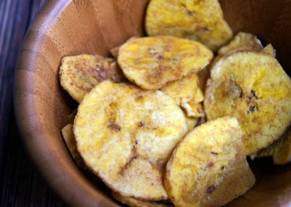 Plantain Chips from NatureBox