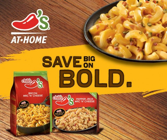 Save big on bold with a coupon for Chili's at Home!