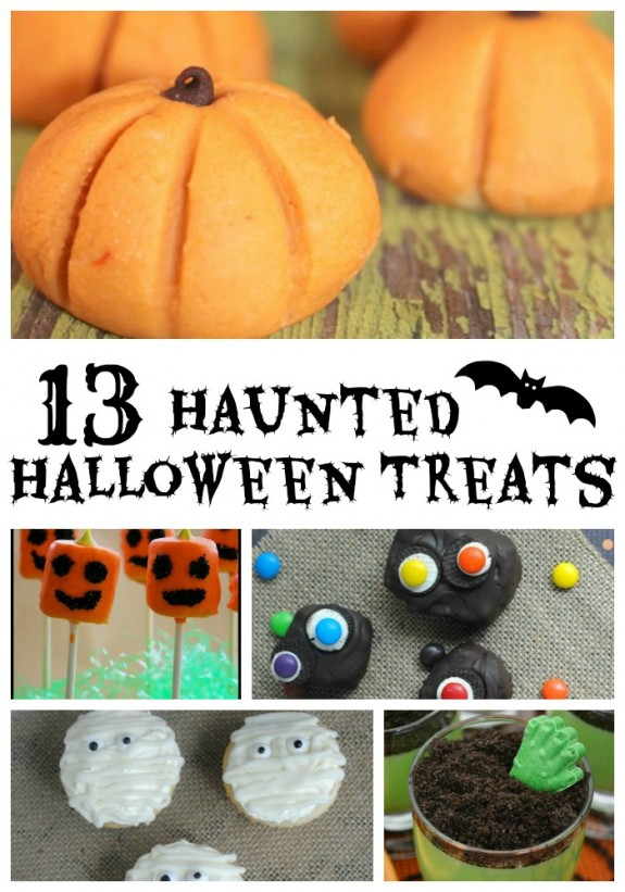 13 Haunted Halloween Treats