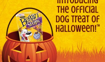 Beggin'- The Official Dog Treat of Halloween {Get Free Samples and Enter to Win!}