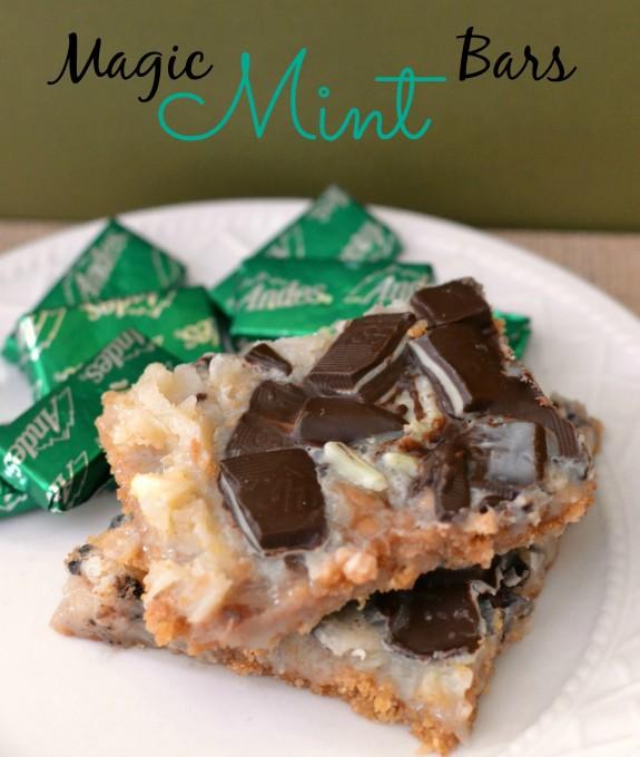 Magic Mint Bars