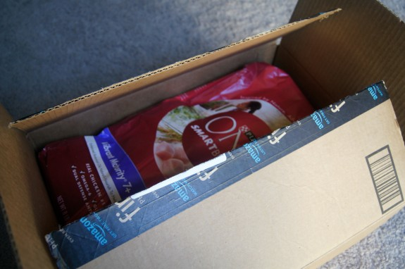 Purina ONE Amazon Prime package #OneSmartDifference #ad