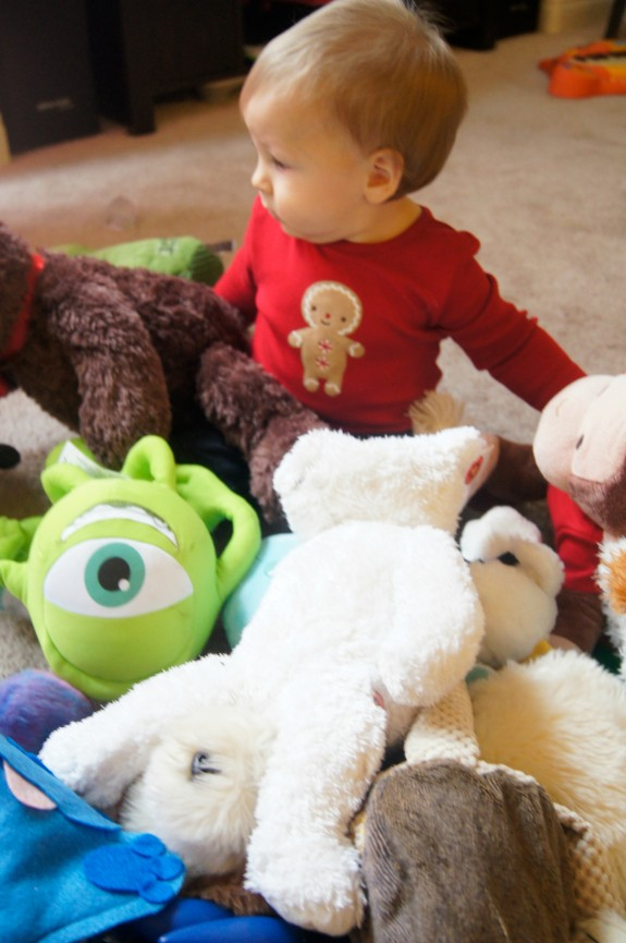 Does your child have too many toys