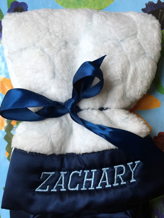 Zachary blanket