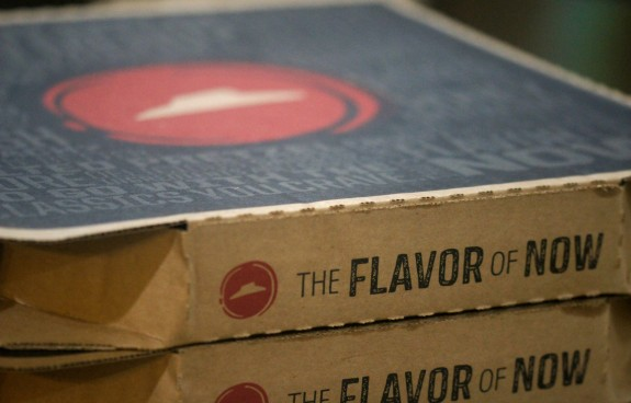 Pizza Hut- The Flavor of Now