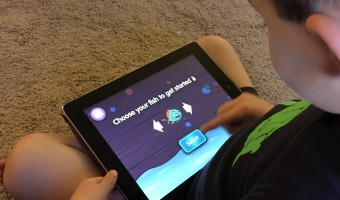Swim & Play with Captain McFinn's iPad App for Kids