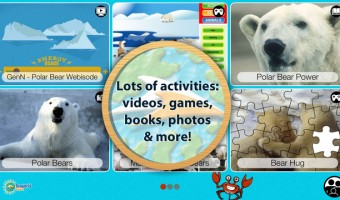 Explore the Wild with SeaWorld® Kids Apps!