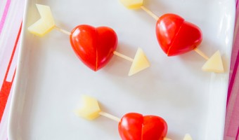 Valentine's Day Snack Ideas for Kids from Family Fun Magazine