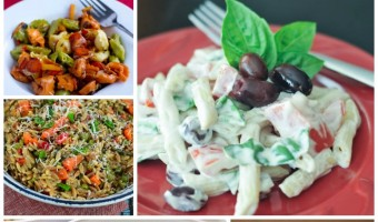 30 Pasta Recipes- in 30 Minutes or Less!