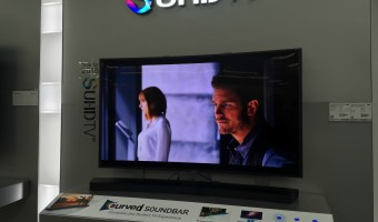 Father's Day Gift Idea: Save on Samsung 4K SUHD TVs at Best Buy!