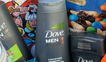 Dove Men Care Basket