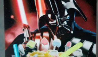 Star Wars Cereal- Darth Vader