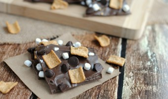 Easy S'mores Bark Recipe