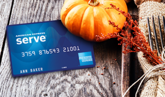 Earn Cash Back without a Credit Card with Serve from American Express