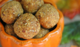 Pumpkin Pecan Bites Recipe