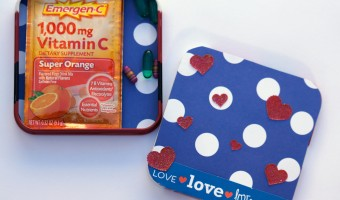 Easy Upcycled DIY Ideas: Date Night Essentials Kit