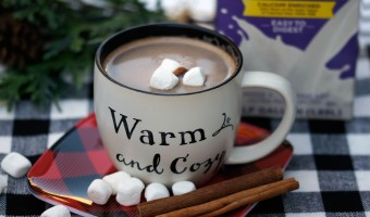 Quiet Evening Hot Cocoa Recipe &Dealing With Dairy Envy During the Holidays