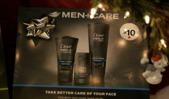 Holiday Gift Idea: Dove Men + Care Holiday Gift Sets {+ Coupon!}