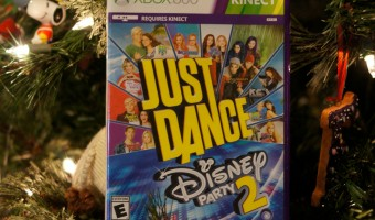 Holiday Gift Idea for Kids- Just Dance: Disney Party 2
