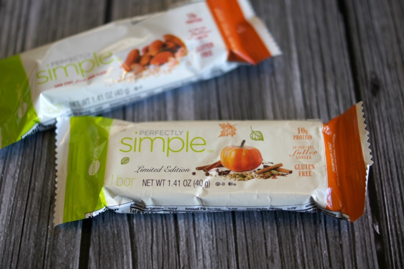 ZonePerfect Perfectly Simple Bars