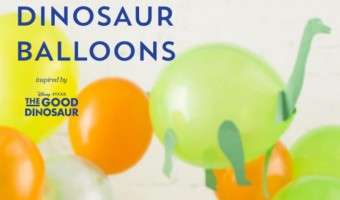 The Good Dinosaur Blu-ray Review & Free Printable Activities!