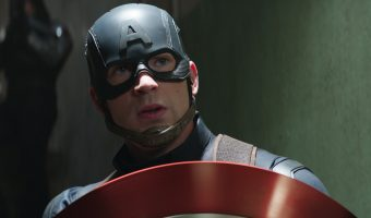 Interview with Captain America: Civil War's Chris Evans!